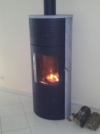 Ilam Fonte Flamme.