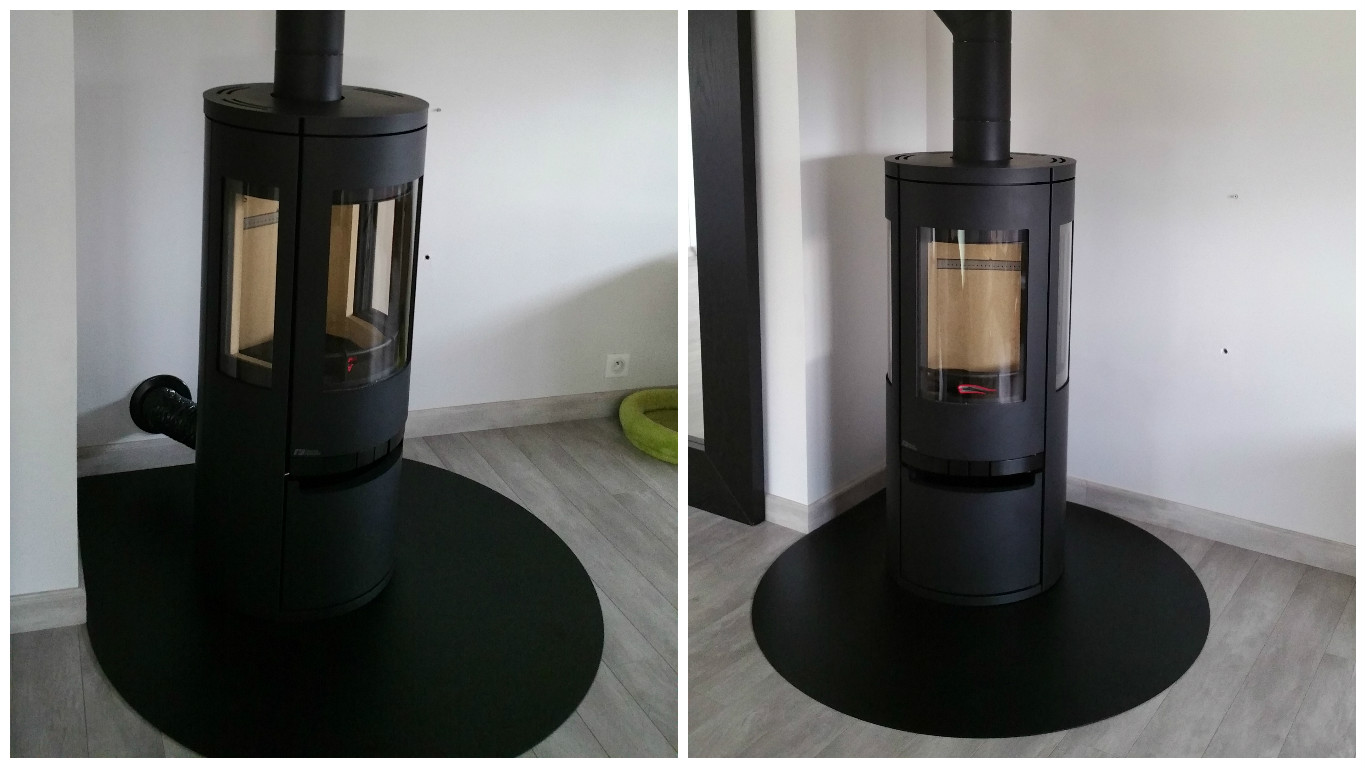 nos installations de po les bois. Black Bedroom Furniture Sets. Home Design Ideas